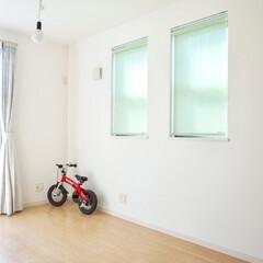 運動/自転車/へんしんバイク/子供部屋/暮らし 娘が2年前に使っていた、へんしんバイク。…