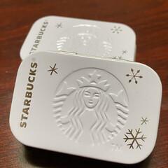 ペパーミント/アフターコーヒーミント/スタバ/クリスマス2019 今回のスタバのアフターコーヒーミントはペ…