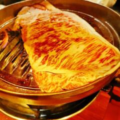 ご飯 焼き肉の技術は、店の人に焼いてくれること(2枚目)