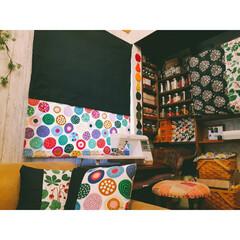 ミシン糸収納/ソーイング/趣味スペース/DIY/収納/ハンドメイド/... わたしのお気に入りスペース☆ 主に趣味の…(8枚目)