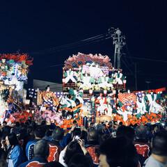 中止/前夜祭/山車/秋祭り こんにちはヽ(^0^)ノ  今日の最高気…