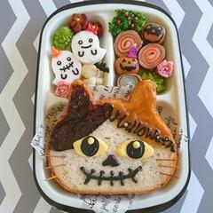 肉巻き/くるくる/飾り切り/はんぺん/可愛い/ねこねこ食パン/... おはようございます 先日近くに「ねこねこ…