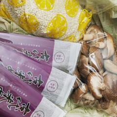 餅米/立派な椎茸/古代米めん オーナー様から お彼岸近いけど 餅米あり…