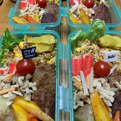 DAISOピック/タッパー弁当/今日のお弁当/エイハウス/お弁当のおかず&便利グッズ/ダイソー/... 20200316おはようございます🍱  …