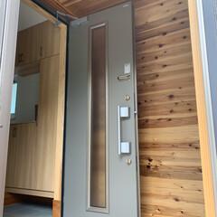 風除室/フラット35S/注文住宅/秋田安くていい暮らす家/エイハウス/住まい/... 予算の兼ね合いもありますが、雪国では風除…