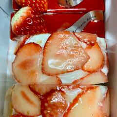 お洒落なケーキ屋さん/秋田県大仙市/いちごのケーキ/パティスリードゥー 母の誕生日前祝🎂㊗️&快気祝い 胆石治っ…