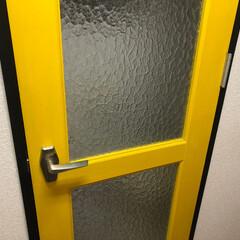 ここが好き 黄色いドア#ここが好き