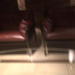 ここが好き シックなソファーに落ち着いた雰囲気なとこ…