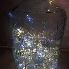 ライトアップ/ガラス瓶 ライトアップ.。.:*✧💡