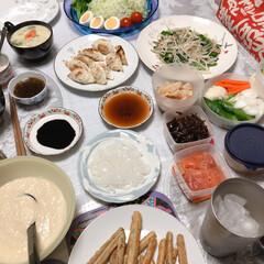 「今日の晩飯」(1枚目)