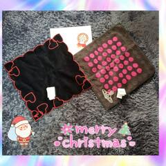 ありがとう/可愛い/クリスマスカード/サンタさん/クリスマスプレゼント/Xmas サンタさんが来てくれた〜🎁🎅💕💕  X'…