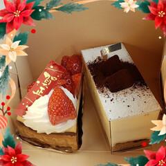 お正月/ご馳走様でした/いただきます/美味しい/差し入れ/大掃除/... 先日 美味しいケーキ屋さんだよと、 教え…
