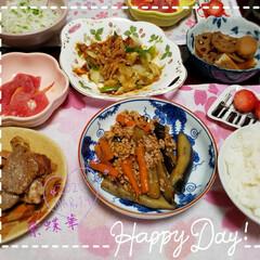 うまい村デイリー 味の素 CooKDo1 麻婆茄子 120g x10(料理の素)を使ったクチコミ「素敵な一日と週末になりますように(♥Ü♥…」
