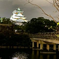 大阪城ホール/大阪城/泊まり/おでかけ 先週末は…泊まりで大阪へ  大阪城ホール…(3枚目)