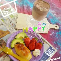 ちょっとした幸せ/至福の暮らし/ささやかな幸せ/姉妹コラボ/姉妹のおやつ/2回目失敗/... 子供達が タルゴナコーヒーを作ろうと👧👩…