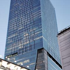 渋谷スクランブルスクエア/東京タワー/スカイツリー 渋谷スクランブルスクエア 展望スペースか…