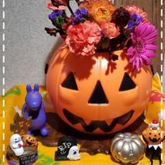 ハロウィン雑貨/ハロウィン飾り/HALLOWEEN雑貨/Halloween飾り/halloween/ハロウィン/... 今日も素敵な一日になりますように(♥Ü♥…