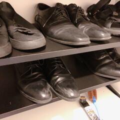 靴の収納/靴 私の場合、靴が少ないため収納にそこまで困…