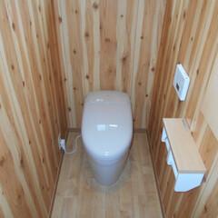 トイレ/白 トイレ TOTOネオレストRH戸建てタン…