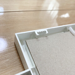 IKEA 七五三の写真をIKEAのフォトフレーム、…(2枚目)