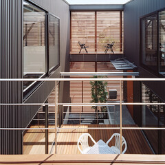 外観/デザインハウス/施工事例/オーダーメイド/設計事務所/建築家/... 建築家 笹野直之さんの建てる家をご紹介 …