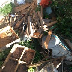 疲れた/片付け/ボランティア/お手伝い/お年寄り/解体作業/... 今日は 昼1時から 近所の82歳くらいの…(2枚目)