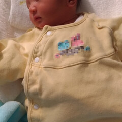 病院/可愛いね/小さい/孫/赤ちゃん 今日は 私の病院後 嫁さん病院へ  ベビ…