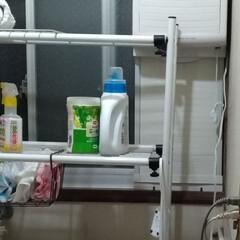 入院/パートナーさん/病院/洗濯機/脱衣/窓用換気扇/... 今朝は早よから、外に猫が来てたのか テン…(4枚目)