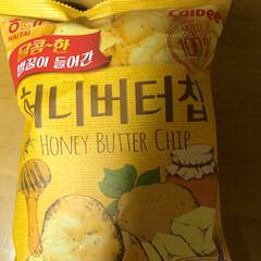 フード 仕事のお客様から 韓国のお土産頂きました…