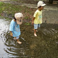 雨季ウキフォト投稿キャンペーン/LIMIAおでかけ部/ファッション/男の子ママ/オシャレ/週末の楽しみ/... 水遊び解禁🏞️🏕️🏖️🏝️☀️  今週末…