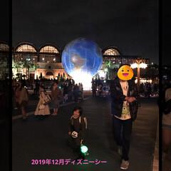 孫/ディズニーシー 2019年12月ディズニーシー 3月にラ…