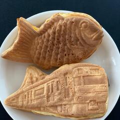 鯛焼き 京急電車焼き 鯛焼き・メロンクリーム味 …
