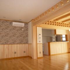 耐震シェルター工法/木の家/木の家づくり/愛知県/一宮市/工務店がつくる家/... 東濃ヒノキでつくる地震に強くかっこいい木…