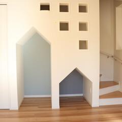 猫と暮らす/東陽住建/注文住宅/リフォーム/新築/愛知県一宮市/... にゃんこ用のお部屋。猫と暮らす。