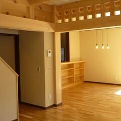木の家/耐震シェルター工法/東陽住建/愛知県一宮市 耐震シェルター工法の家