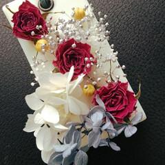 アロマワックスサシェ/ローズ/薔薇/ソイワックス/蜜蝋 薔薇🌹をドライにして🤗作成💕💕💕 香りは…