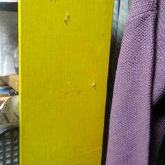 テサ パワーストリップ 高さ調節ロングフック | テサ  (ウォールフック)を使ったクチコミ「テサテープのモニター当選で頂きました〜!…」(1枚目)