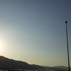 👀📷✨/福山市芦田川/芦田川大橋 🌟1~4枚目までは福山市の芦田川大橋から…(6枚目)