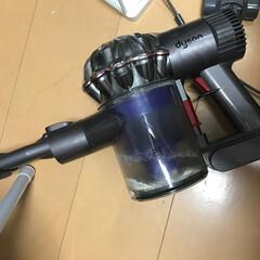 ダイソン/掃除グッズ ダイソンの掃除機です!吸引力最強で、掃除…