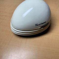 掃除グッズ これは、けしカスなどを吸い取る掃除機です…