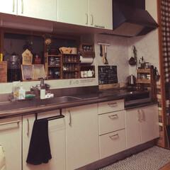 キッチンBefore写真/扉DIY/宣言します!! 現状回復を基本にキッチンの扉をこれからD…