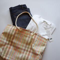 UNIQLO/UNIQLO U/Tシャツ/メンズアイテム/白Tシャツ/プチプラコーデ 本日、何気なくLIMIAを開いたら、ファ…