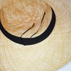 DHOLIC/ディーホリック/夏ハット/ハット/麦わら帽子/楽天/... 今年はハットを新調しました。DHOLIC…
