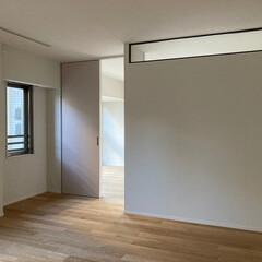 マンションリノベーション/施行例/住まい/女性建築家/子ども部屋/間仕切り/... 「寝室は夫婦一緒、子どもは個室」と決めつ…(1枚目)