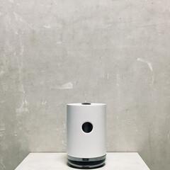 加湿器/冬/家電/冬の家電/ミニマリスト/シンプル/... Amazonで購入した加湿器。乾燥がひど…