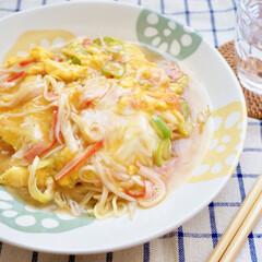 天津麺/簡単/簡単レシピ/節約/節約レシピ/時短レシピ/... まるちゃん塩焼そばを使ったアレンジレシピ…