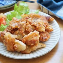 レシピ/鶏皮/鶏肉/おつまみ/簡単レシピ/節約レシピ/... 100g38円でできる♡絶品鶏皮の和風揚…
