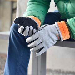 冬物手袋/手袋/防寒/防風/服飾雑貨 2020AWの冬物手袋の製造がはじまりま…