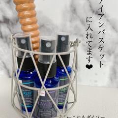 ラベンダー/香り/ミスト/アロマ/キャンドゥ/ダイソー/... Today item♥ ダイソー 「ピロ…(2枚目)