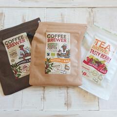 手軽に簡単/手軽に美味しく/飲み物/紅茶/コーヒー/雑貨 パッケージが可愛いお気に入りのコーヒーと…